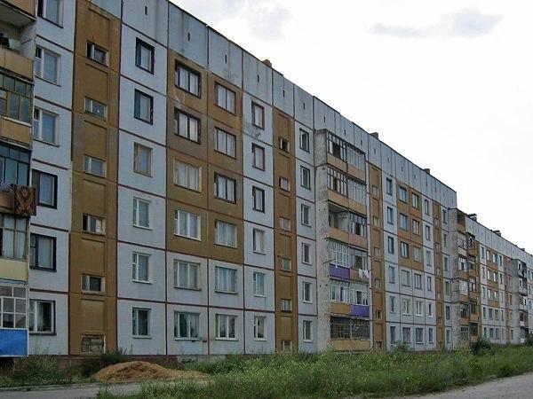 """Фото для """"Панельный дом серии 1-335 (I-335) - адреса, отзывы и планировки квартир с размерами"""""""