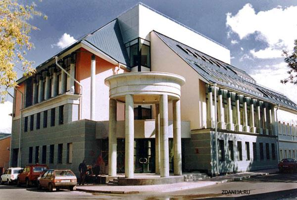 Государственный музей А.С.Пушкина - объекты культуры фото