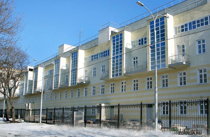 1-я городская больница им Н.И.Пирогова - здания системы здравоохранения фото