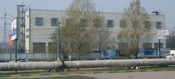 Промышленное здание на проспекте Андропова - промышленное предприятие фото