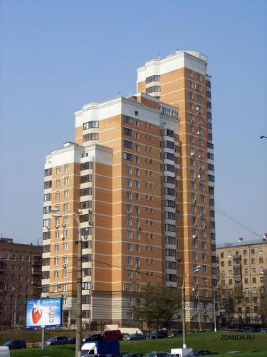 Россия, Москва, улица Трофимова дом 10 (Жилое многоэтажное здание) - Жилые дома фото