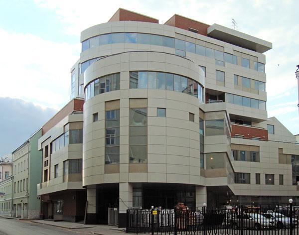 Административное здание, кубизм - Административные и общественные здания фото