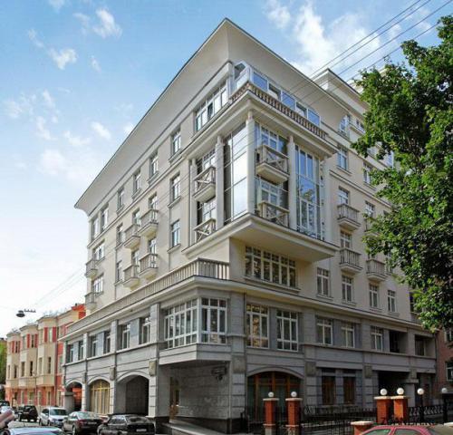 Малый Козихинский переулок дом 3 - Жилые дома фото