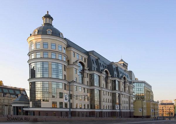 Административное здание ул.Балчуг - Административные и общественные здания фото
