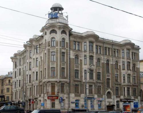 Жилое здание - Жилые дома фото
