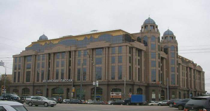 Торгово-деловой цент Новинский пассаж - Бизнес центры, офисно-торговые центры фото