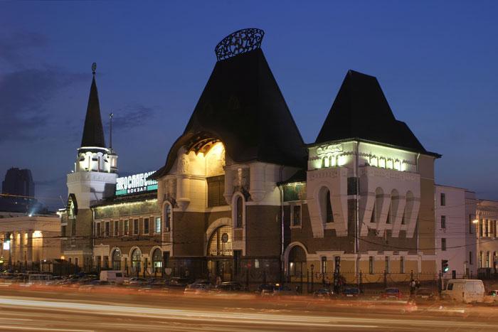 Ярославский вокзал - Административные и общественные здания фото