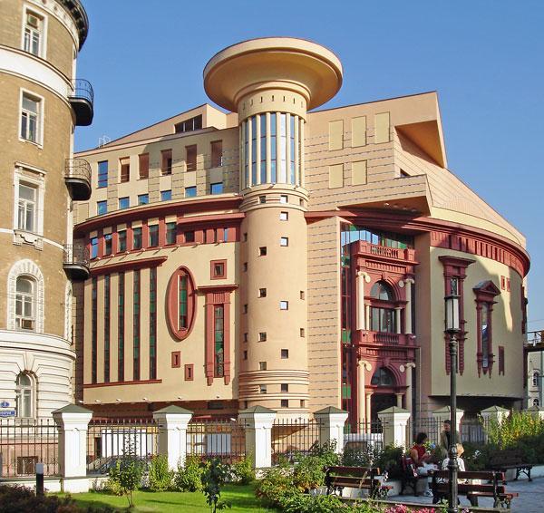 Театр Калягина - объекты культуры фото