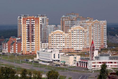 Комплекс жилых домов, микрорайон Куркино - Жилые дома фото