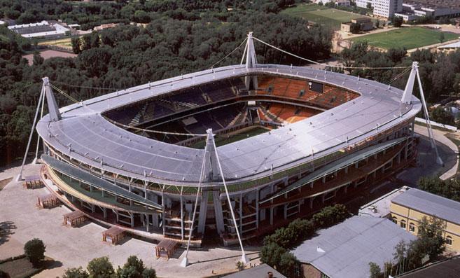 Стадион Локомотив - Спортивные сооружения фото