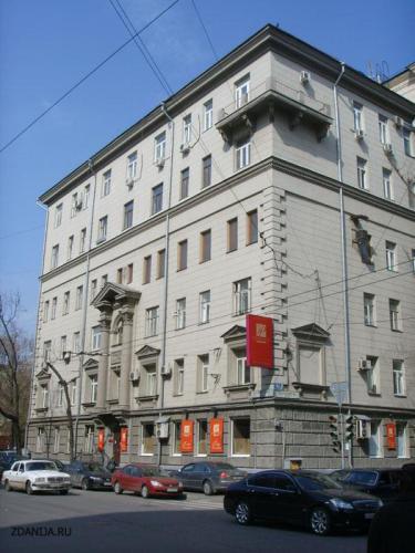 Васильевская улица, 15/24, Москва - Жилые дома фото