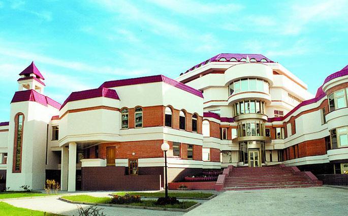 здание детского астматического санатория - здания системы здравоохранения фото
