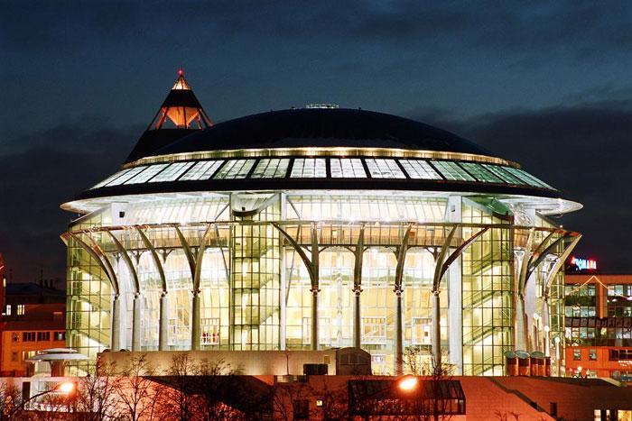 Московский международный Дом Музыки здание - объекты культуры фото