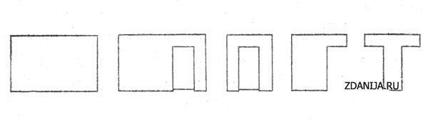 Панели  стен однорядной разрезки - Внутренние стены и перегородки фото