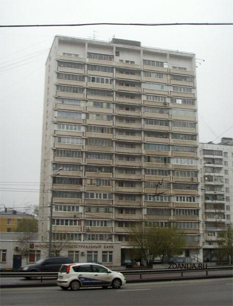 Внешний вид дома серии II 68 - II 68 серия жилые дома фото