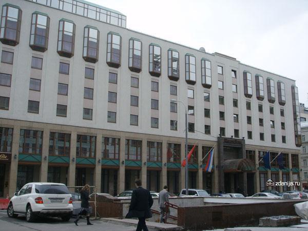 Гостиница Шератон Палас, Москва, 1-ая Тверская-Ямская ул., д.19 - Гостиницы фото