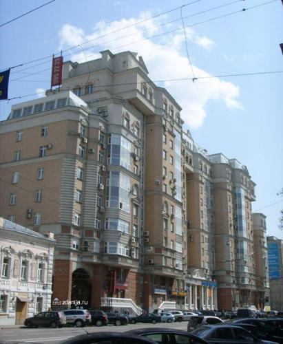 Жилой дом, Москва, ул. Долгоруковская, дом 6 - Жилые дома фото