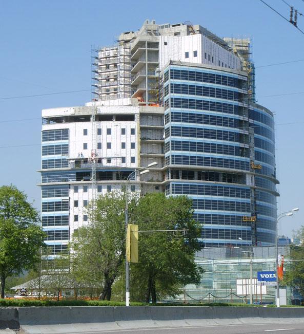 Многофункциональный центр боевых искусств, Москва, Варшавское шоссе, владение 118 а - Спортивные сооружения фото
