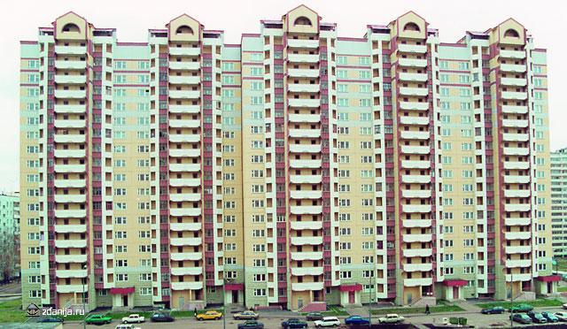 Жилой дом серии п 111M - п-111M фото