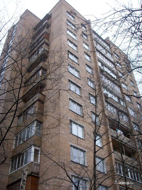 жилой дом серии Тишинская башня - Москворецкая башня фото