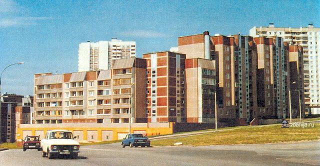 жилой дом серии и п46м - П46М фото