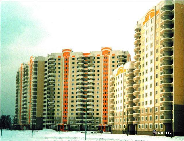 жилые дома серии п 3м-6 - п3м-6 фото