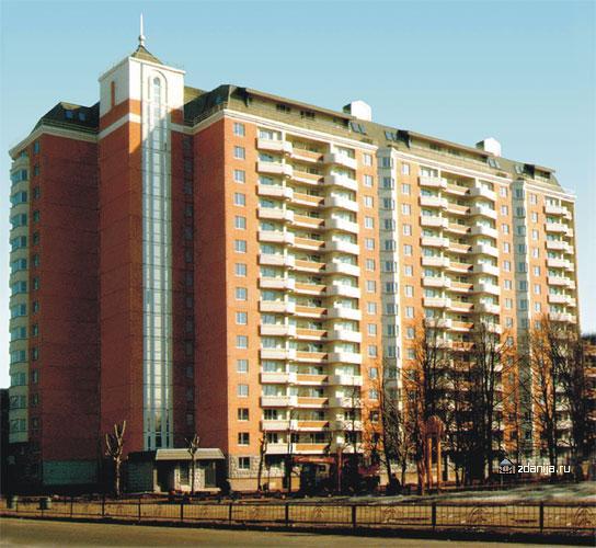 17 - этажный жилой дом серии п44т - Дома серии п44т фото