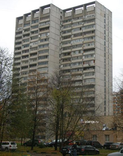 жилые дома серии и-700а - И-700А дома серии фото