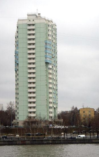 жилой дом серии и-155 - дома серии и-155 фото