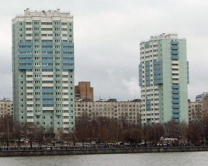 жилые дома серии и-155 Б - дома серии и-155 фото