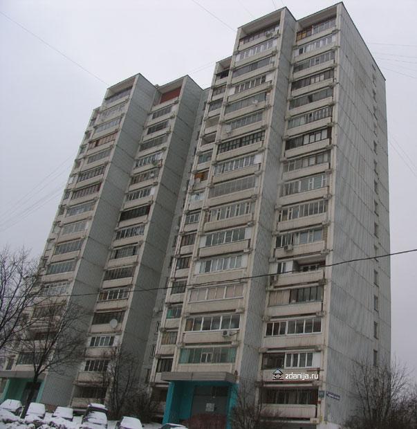 панельный дом серии и-522а - и-522а фото