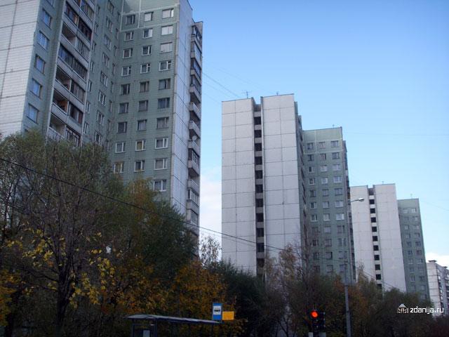 жилой дом серии п 43 - Серия П43, планировки квартир фото