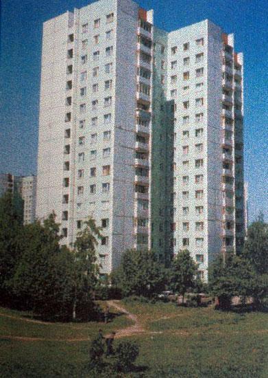 жилой дом серии п42 - п-42 фото