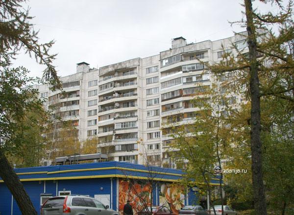 жилой дом серии II-68-02 - фасад - дома серии II-68-02 фото