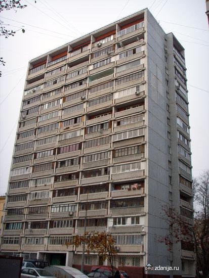 жилой дом серии II-68 - II 68 серия жилые дома фото