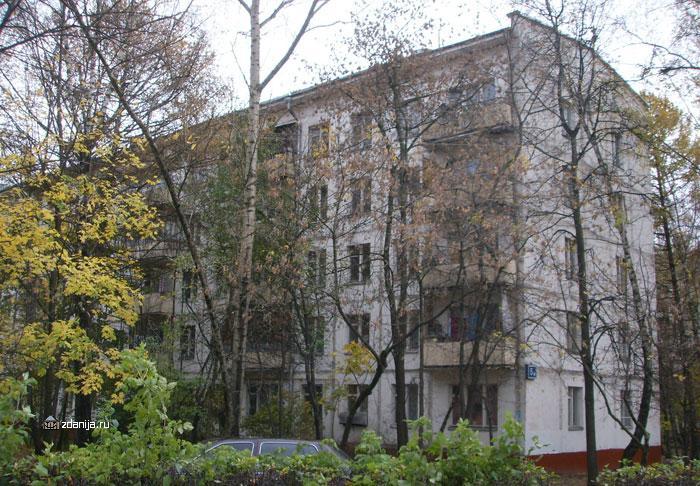 жилой дом серии 1-515/ 5 в Москве - 1-515/5 фото
