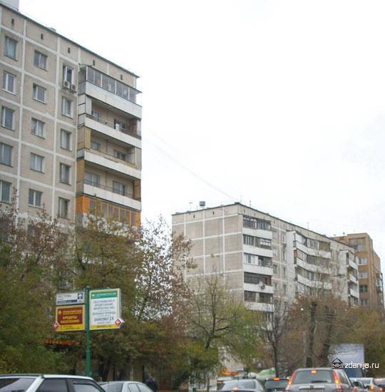 жилые дома серии 1-515 / 9М - Серия 1-515/9м фото