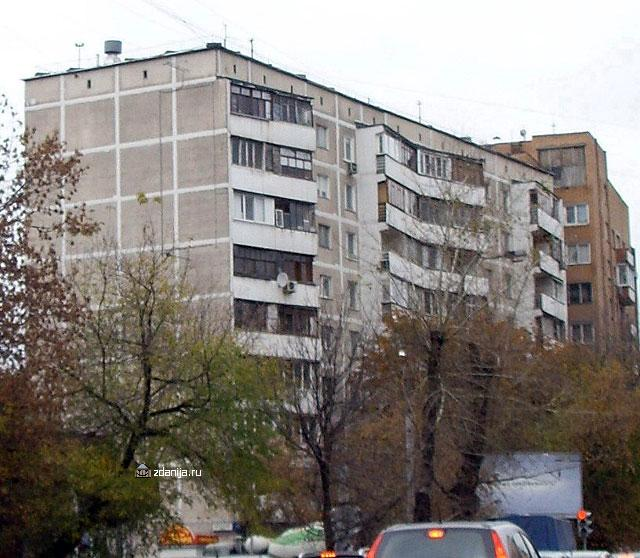 дом серии 1-515/9ЮЛ  ( иногда обозначен, как 1-515/9ш) - дом серии 1-515/9 фото
