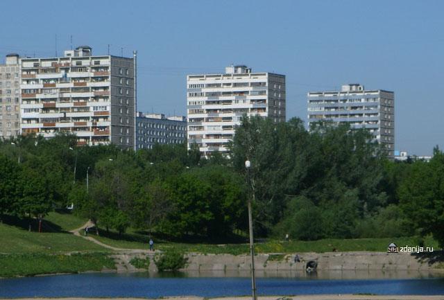 жилые дома серии и 209а - дома серии и209а фото