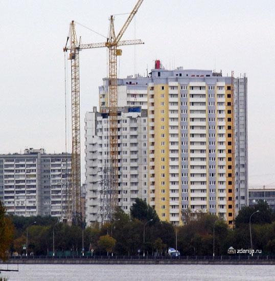 строительство многоэтажек серии и155 - дома серии и-155 фото