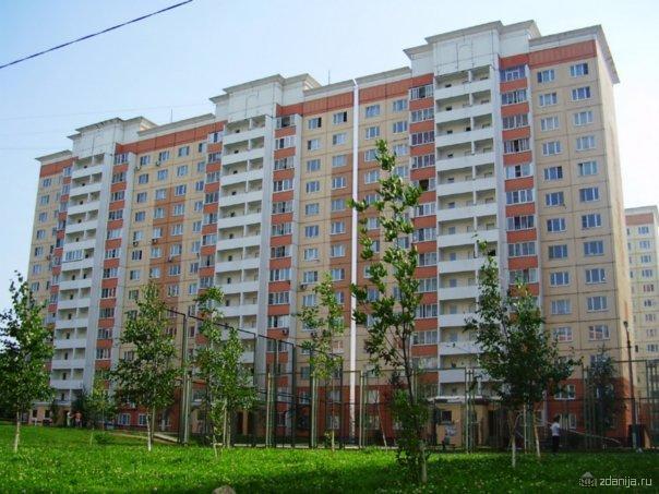 жилой панельный дом серии рд-90 - РД-90 фото