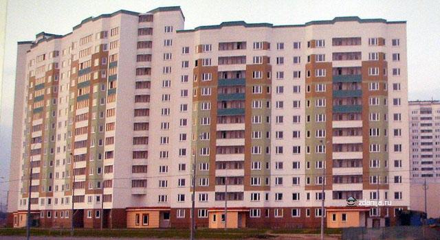 жилой дом ип46с - ИП-46С фото