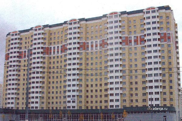 фасад серии С222 - Дома серии С222 фото