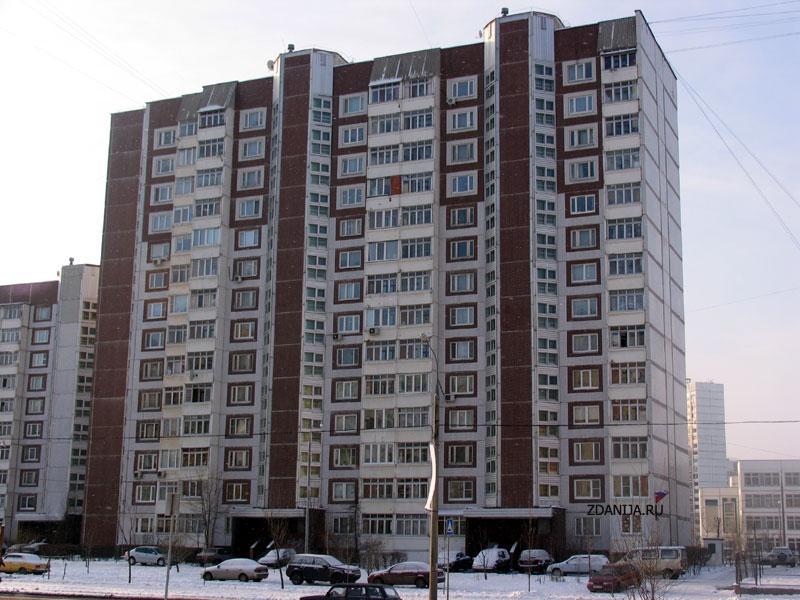 жилые дома серии п46м - П46М фото