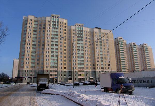 Панельный современный дом серии гмс 1 - ГМС-1  ( ГМС-2001 ) фото