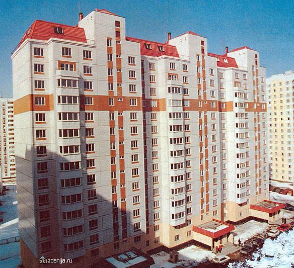 жилой дом серии п44м - П44М фото