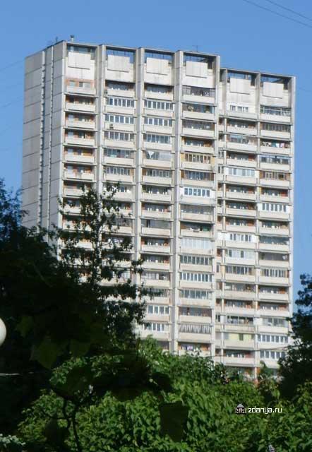 Жилой дом серии и -700а - И-700А дома серии фото