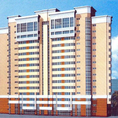 жилые дома серии гмс-3 - Дома ГМС-3 фото