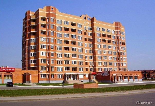 жилые дома серии И-1723 - И-1723, планировки квартир фото