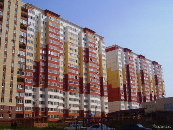 жилые дома серии РД-17.04 - РД-17.04 фото